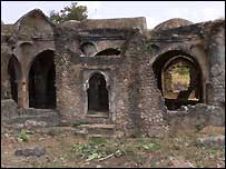 Kilwa mosque