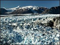 Glacier (Hamilton/Maine)