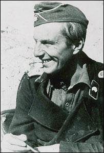 Барон Берндт Фрайтаг фон Лорингхофен во время войны