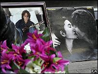 Lennon tributes