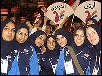 Britain's Muslim team