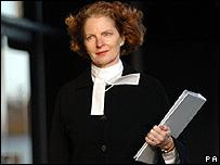 Coroner Alison Thompson
