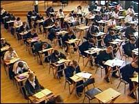 Exams hall