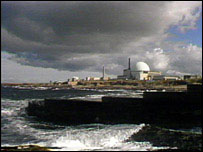 Dounreay nuclear power stations