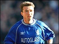 Former Chelsea defender Dan Petrescu
