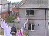 Clydach murders house
