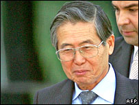Alberto Fujimori