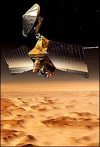 Mars Reconnaissance Orbiter, Nasa