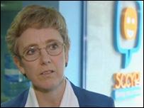 Children's Commissioner Kathleen Marshall