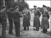 Derek Knee, Field Marshal Montgomery and the Germans at Luneburg Heath