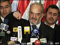 Ibrahim al-Yafari, primer ministro iraquí