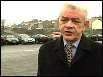 Councillor Vincent Currie