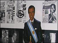 Museo de la deuda en Buenos Aires, Argentina