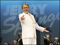 David Soul in Jerry Springer - The Opera