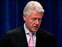 Bill Clinton in Montreal