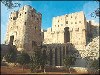 Masyaf Castle in Syria