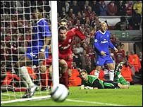 Chelsea v Liverpool in UEFA Champions League semi-final