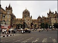 Victoria station, Mumbai