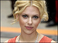 Scarlett Johanssen