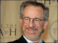 DreamWorks co-founder Steven Spielberg