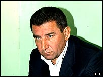 Gen Gotovina in Spanish custody