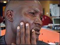 Cameraman Clifford Derrick Otieno