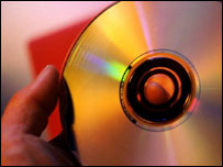Compact disc, Eyewire