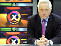David Dimbleby on election programme set