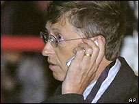 Bill Gates at the Berkshire Hathaway shareholders meeting