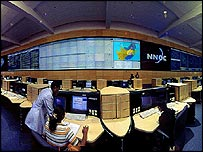 Telkom network control centre