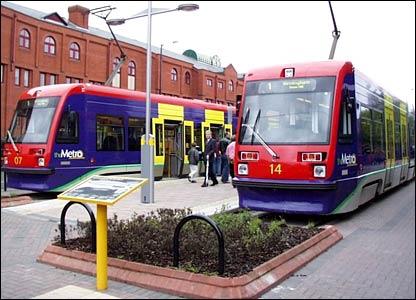 The Midland Metro