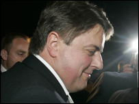 Nick Griffin in Keighley