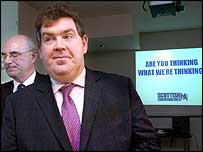 Peter Duncan and David McLetchie