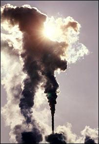Smoke stack (BBC)