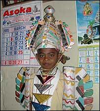 kamankoothu peformer