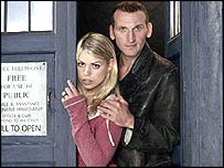 Dr Who and Rose