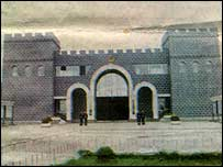 Chifeng Prison, Inner Mongolia