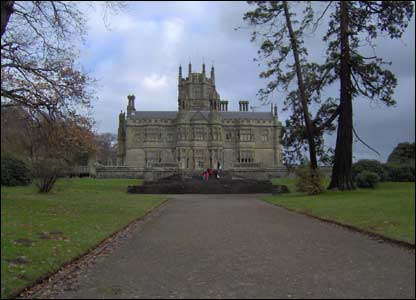 Margam Park, Port Talbot, as sent in by Peter Spriggs, from Swansea