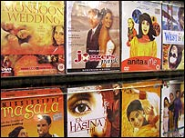 Pirated Indian DVDs