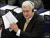 French far right MEP Bruno Gollnisch