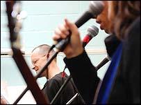 Musicians in Brixton prison