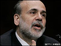 Ben Bernanke, the next Fed chairman