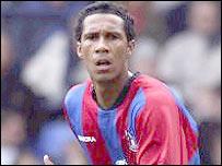 Crystal Palace defender Fizt Hall