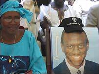 besigye poster