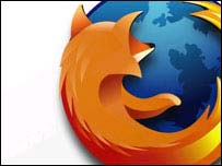 Logo for Firefox browser, Mozilla Foundation