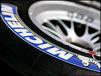 Michelin was at the centre of the controversy in America this year