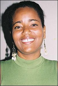 Karina de Souza Reis, egresada del Instituto Biko
