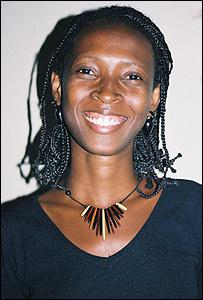 Janete Reis, egresada del Instituto Biko