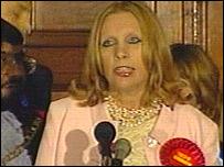 Former MP Helen Clark