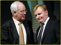 Jim Wallace and Charles Kennedy